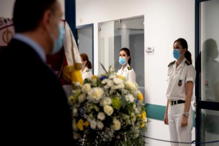Ο ΥΕΘΑ εγκαινίασε τη νέα νοσηλευτική μονάδα του 401 ΓΣΝΑ