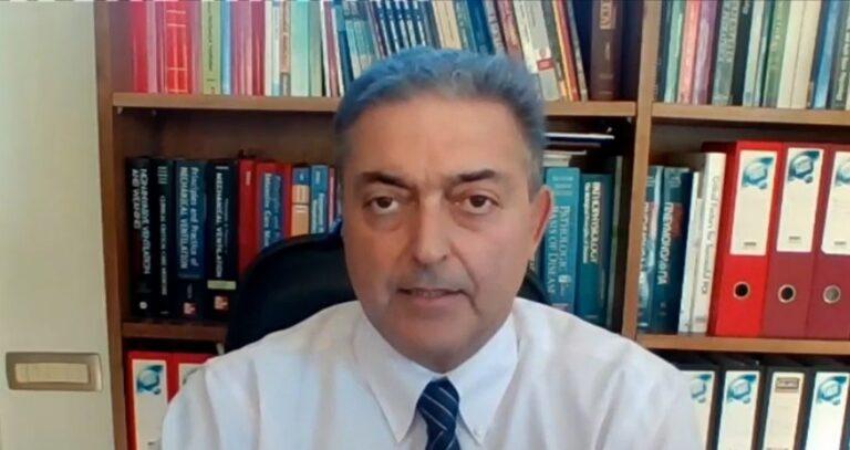 Βασιλακόπουλος: Με το εμβόλιο η φετινή χρονιά θα είναι καλύτερη